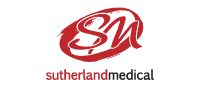 Sutherland-Medical supplies logo