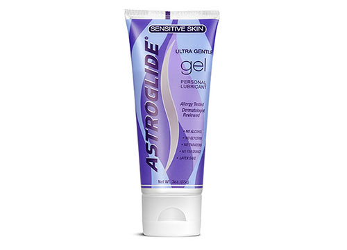 Astroglide Sensitive Skin Gel 85G