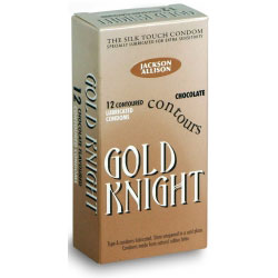 Gold Knight Chocolate 12