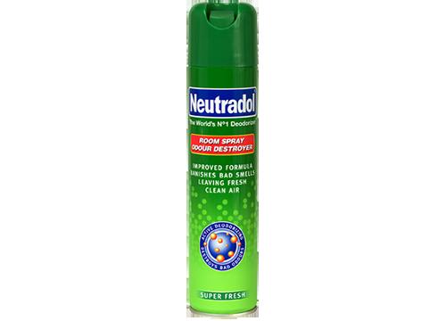 Neutradol Super Fresh Aerosol 300ml 1