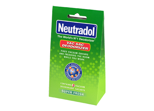 Neutradol Super Fresh Vac Sac 1