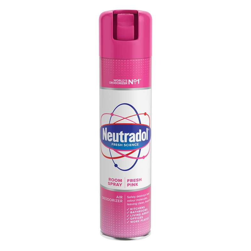Neutradol Fresh Pink